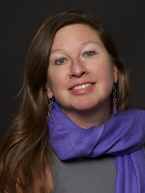 Portrait of Sarah Mendelson