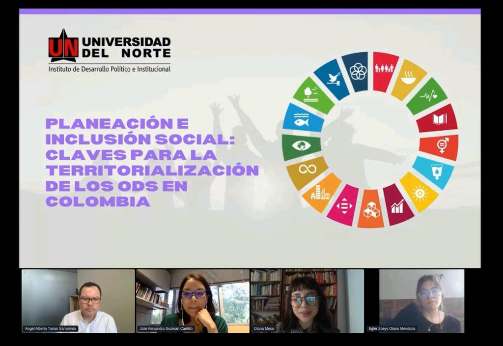 Planeación e inclusión social: claves para la territorialización de los ODS en Colombia